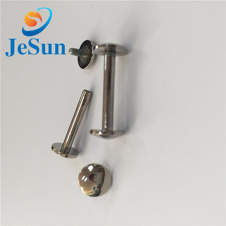 China manufactory stainless steel binding screws for sale