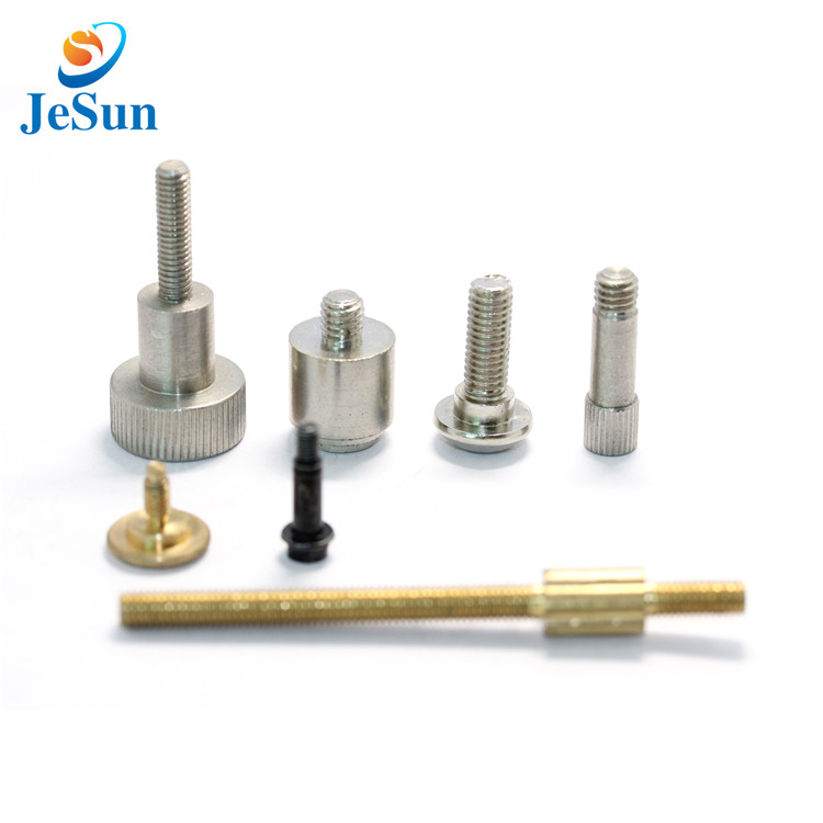 Factory Hinnad CNC freesimine Brass Parts