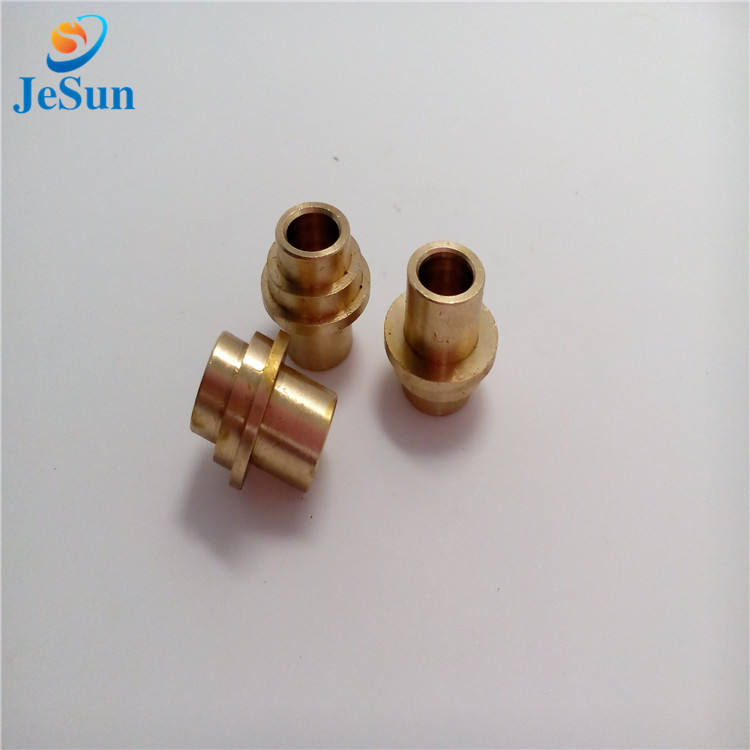 Factory Prices CNC Milling Brass Parts te keap