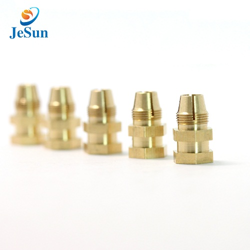 Professional CNC brass dielen / CNC machining dielen for sale