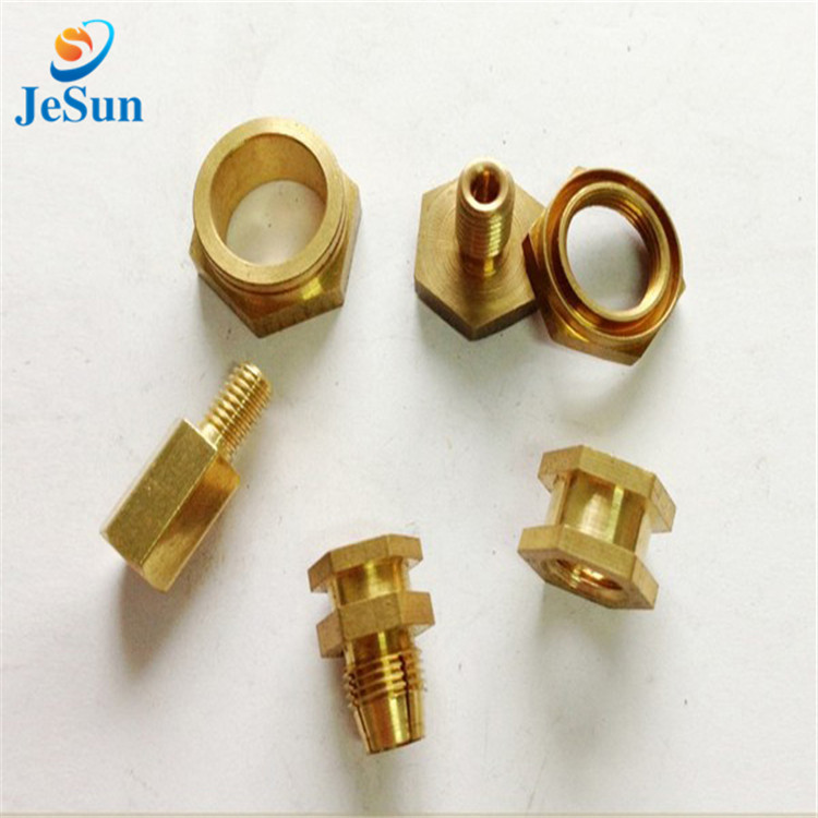 Custom made cnc brass parts for sale