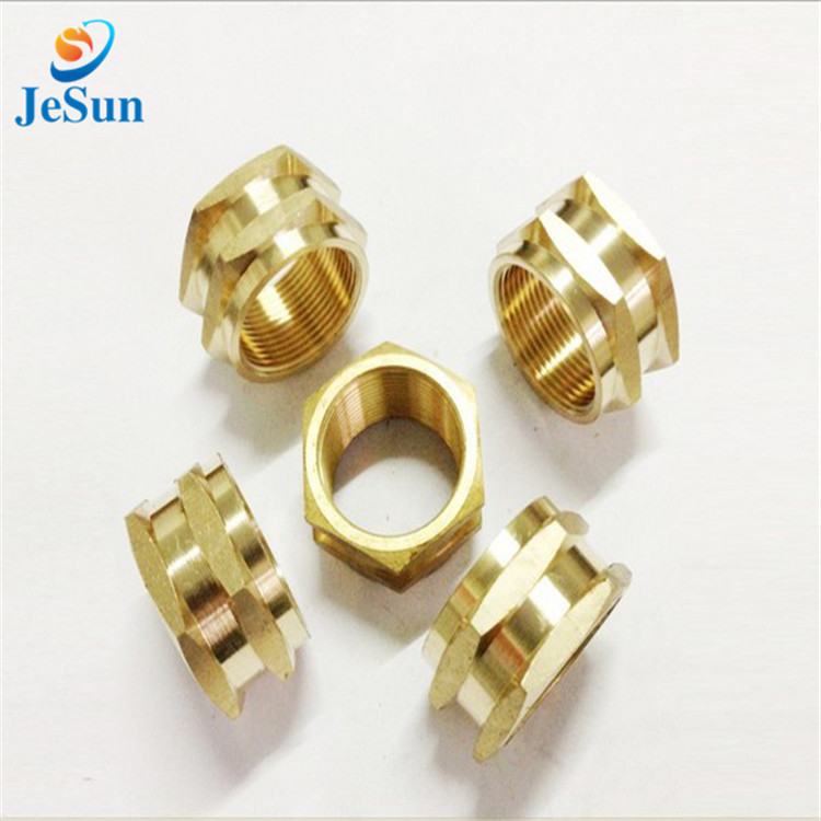 High Precision CNC Brass Parts/CNC Turning Machined Parts for sale