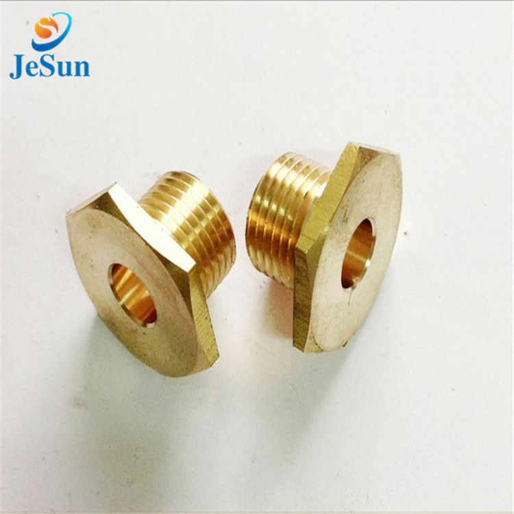 Tilpass CNC Processing Brass Parts