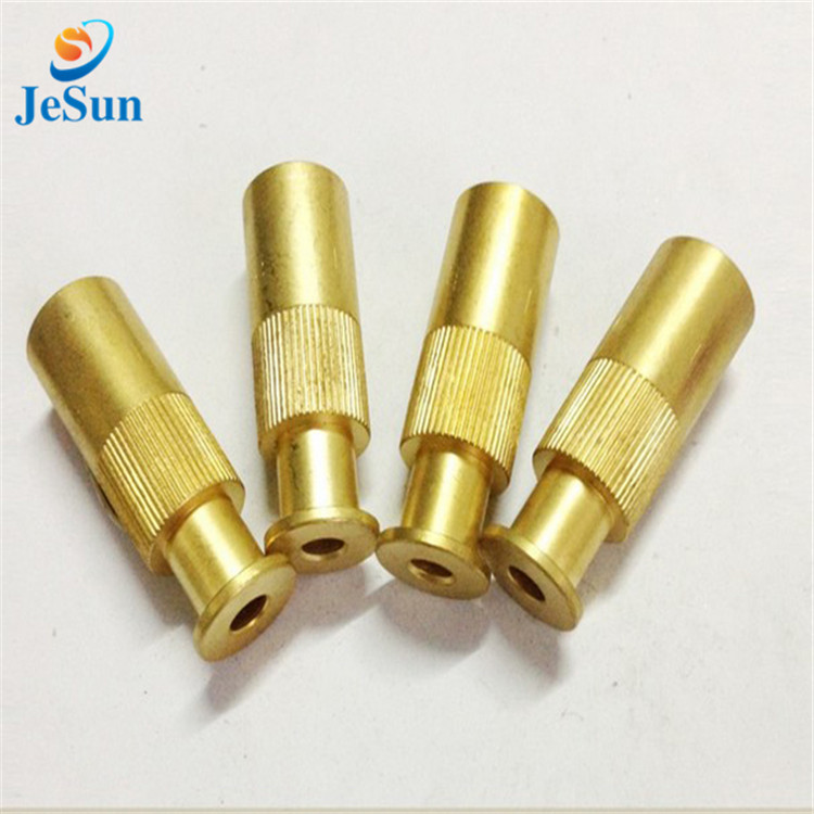 Cheap cnc brass machine parts for sale