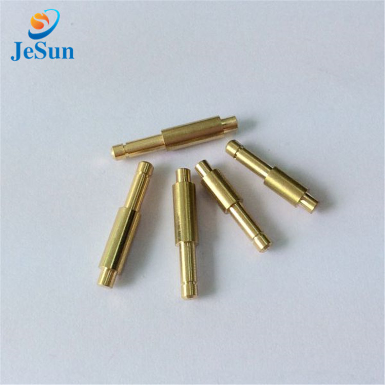 CNC Brass lathe Turning PARTS description for sale
