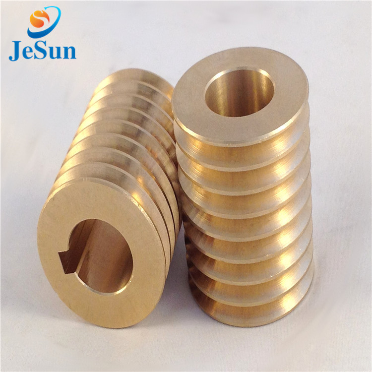 CNC BRASS PARTS DUOMENYS