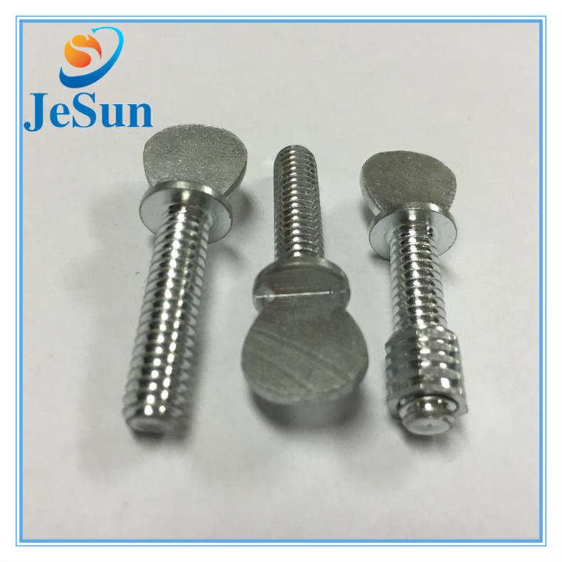 Special Customized Stainless Steel Flat Head Screw for sale