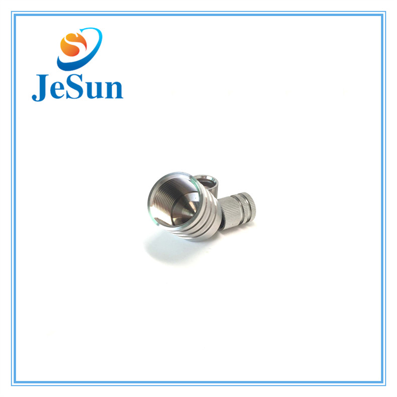 Nonstandard Precision OEM Stainless Steel Knurling Nut for sale