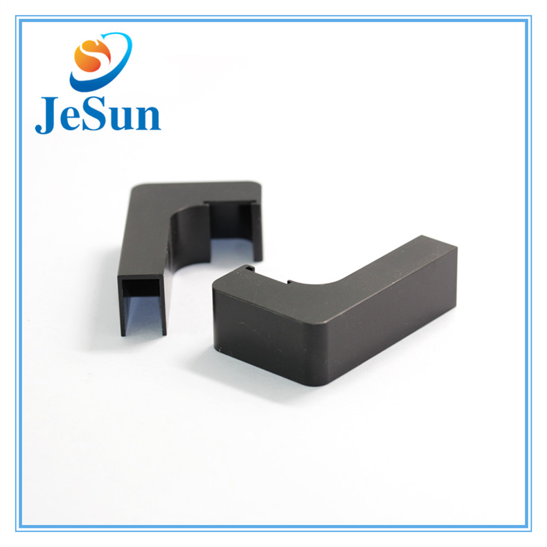 Aluminum CNC Machining Part with Black Anodize for sale