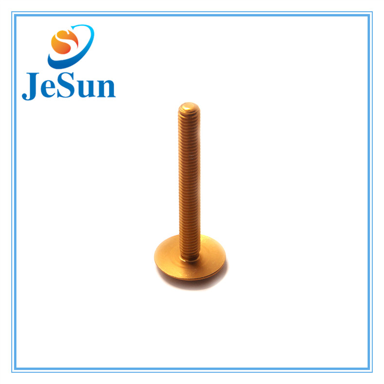 OEM Factory Supply Gold Color Screws