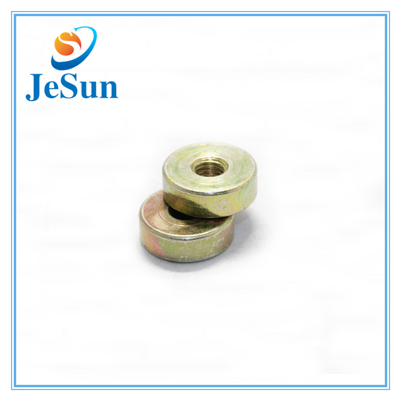 OEM Sheet Metal Color Zinc-plated Thread Washer for sale