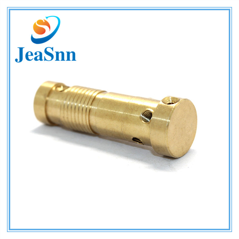 Brass High Precision CNC Machining Customized Parts for sale