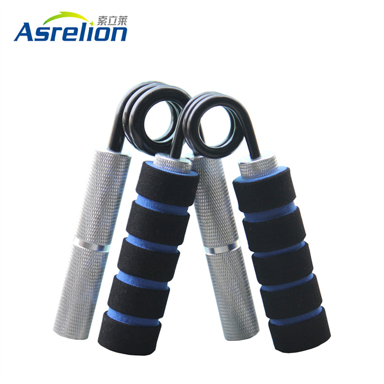 Aluminum hand grip Strengthener and Hand Exerciser for sale