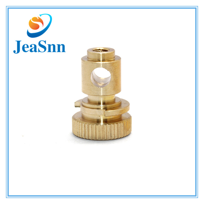 Customized Brass Parts Machining Spare Parts for sale