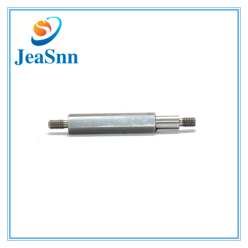 Hexagonal shaft Double thread shaft for sale