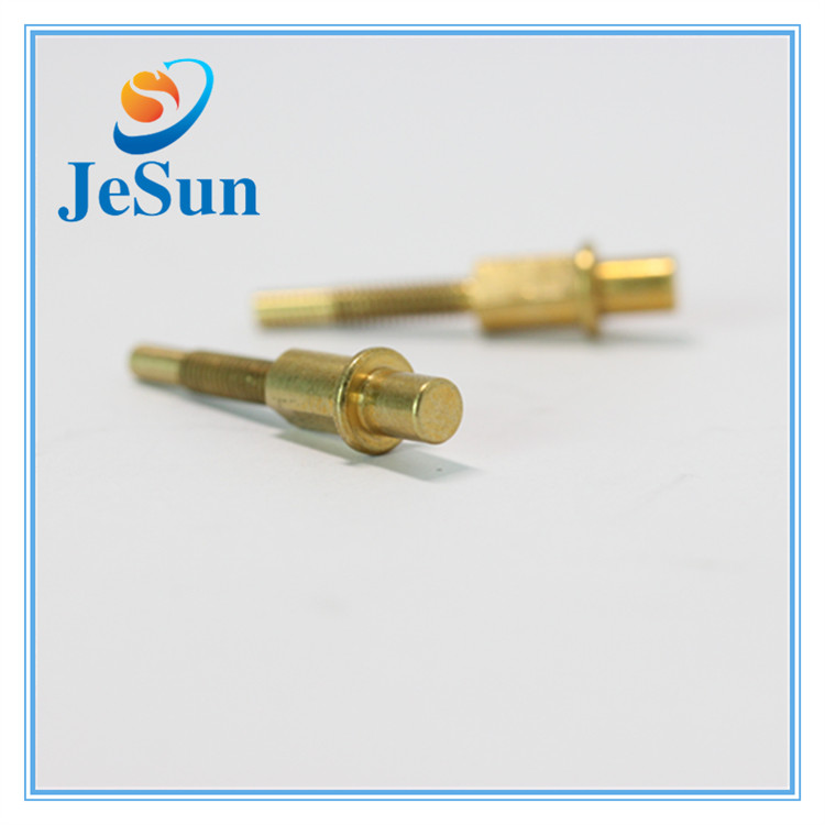 Customized Made High Quality Brass Shaft for sale