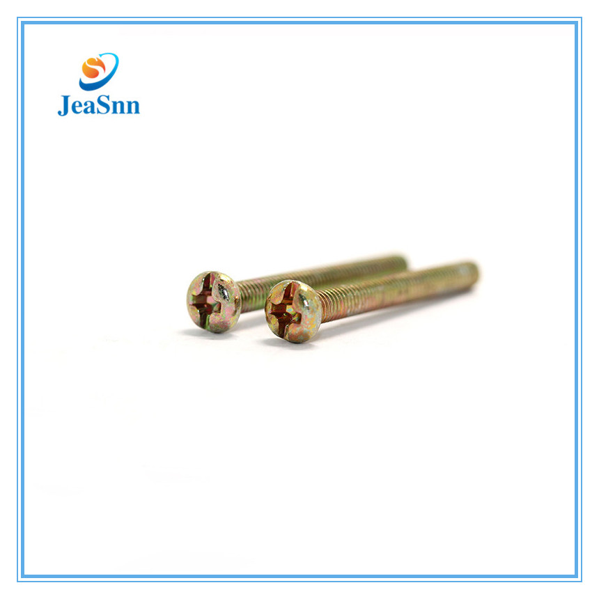China Supplier custom made Screws Brass brass energy meter screw for sale
