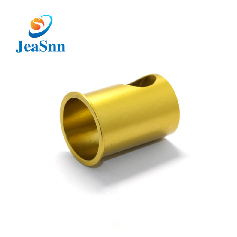 China Custom Cnc Machining Copper Brass Bushing Fitting for sale
