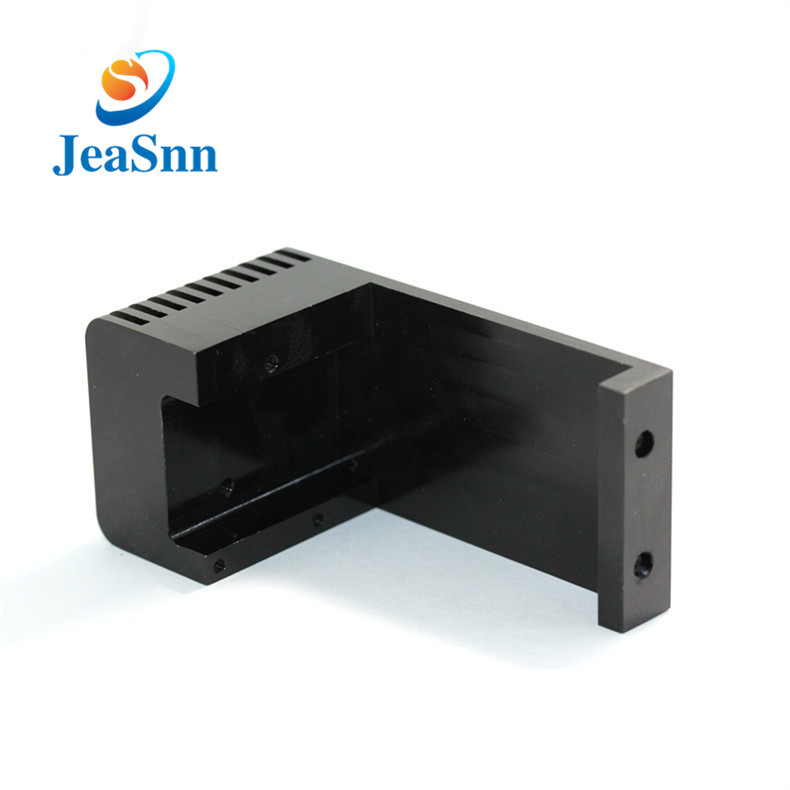 China Supplier Cnc Machined Black Anodized Cnc Parts,3d Printer Metal Parts for sale