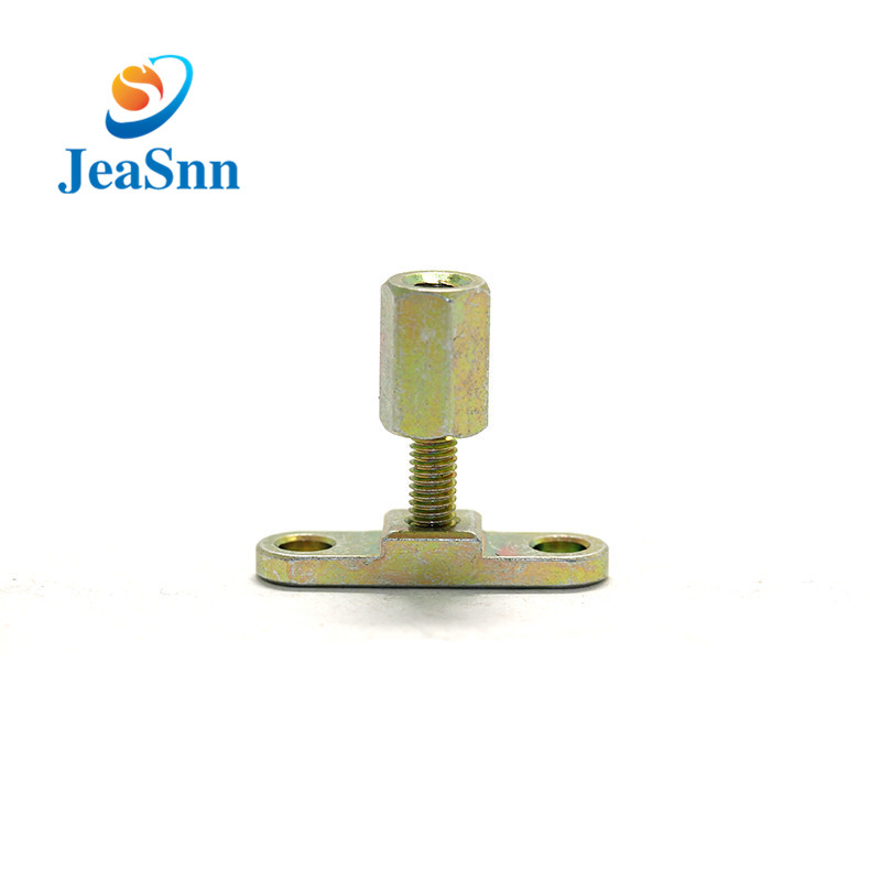 China Customized Cnc Part CNC Machine Small Metal Parts for sale