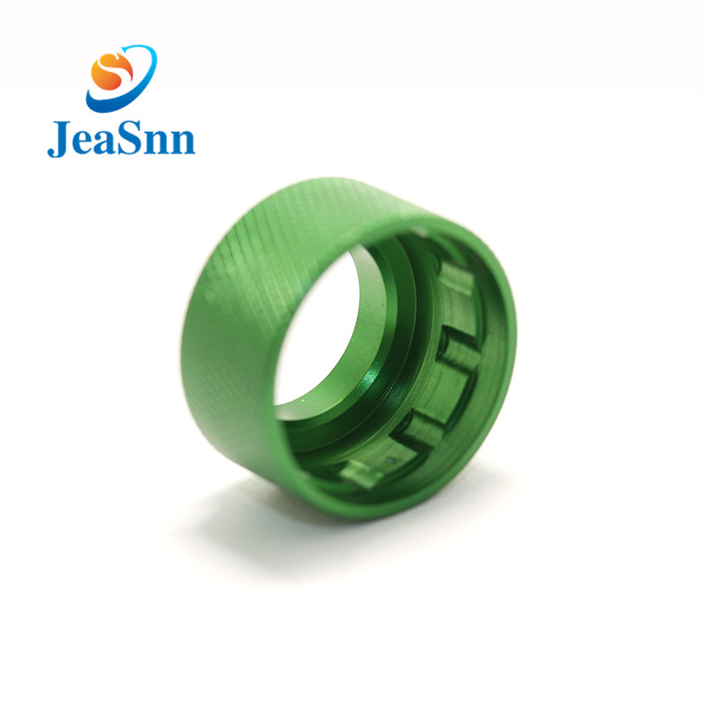 Dongguan Manufacture CNC Turning Parts Twist Lock Knob Inner Parts for sale