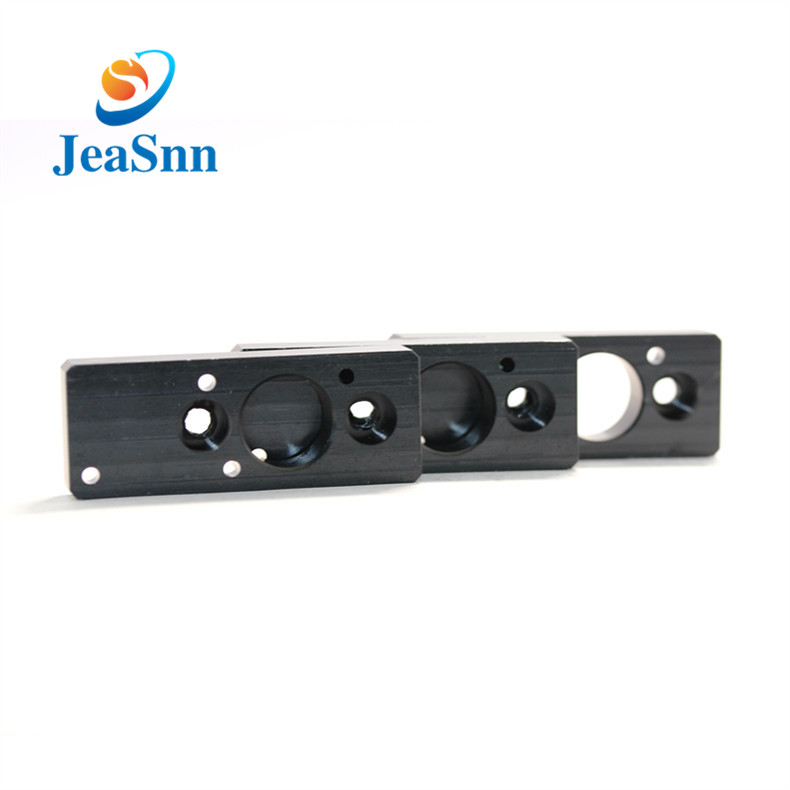 Factory Directly Supply OEM Black Anodizing Aluminum CNC Machine Parts for sale