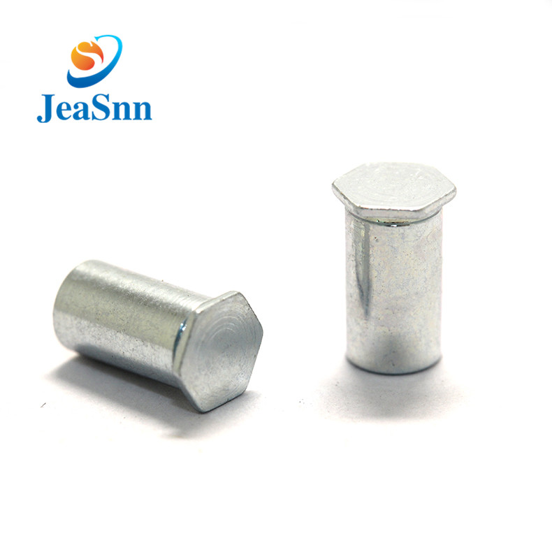 Precision Steel M6 Blind Pcb Rivet Nuts for Smart Projector for sale