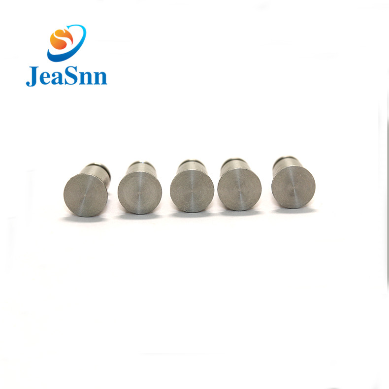 Nickel Plating Solid Steel Rivet Flat Head Solid Rivets Supplier