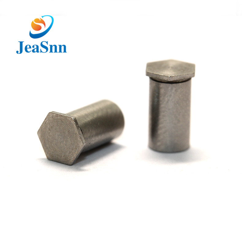 Factory Wholesale 316 Stainless Steel Blind Rivet Nut with Nickel Plating for sale