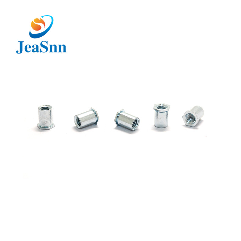 Threaded Rivet Fastener Steel Hollow Rivets Wholesaler for sale