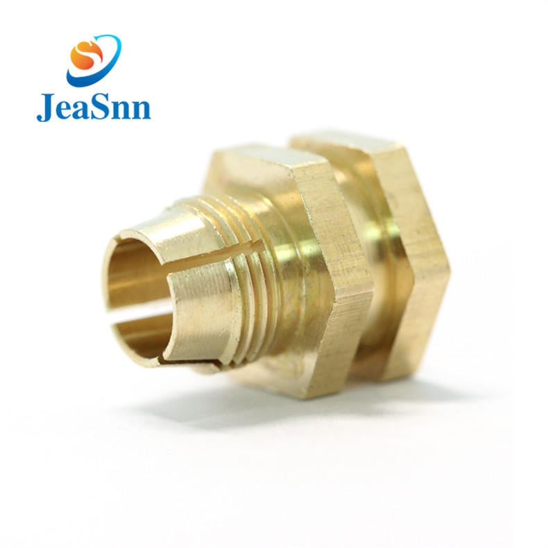 CNC Brass Lathe Turning Parts Brass Screws for Cooker Hood for sale