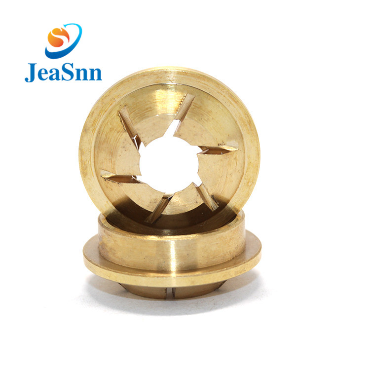 OEM Precision Copper Machining Brass Parts for sale