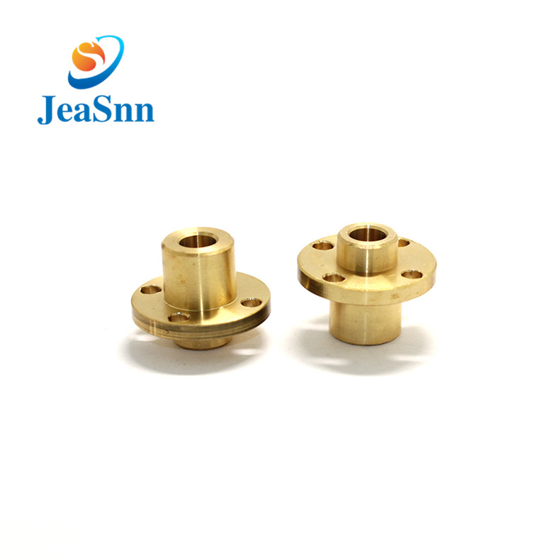 Brass Custom Made CNC Machine Parts for sale