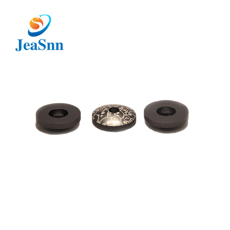 Customized Non-standard Aluminum Anodized Flat Washers for sale
