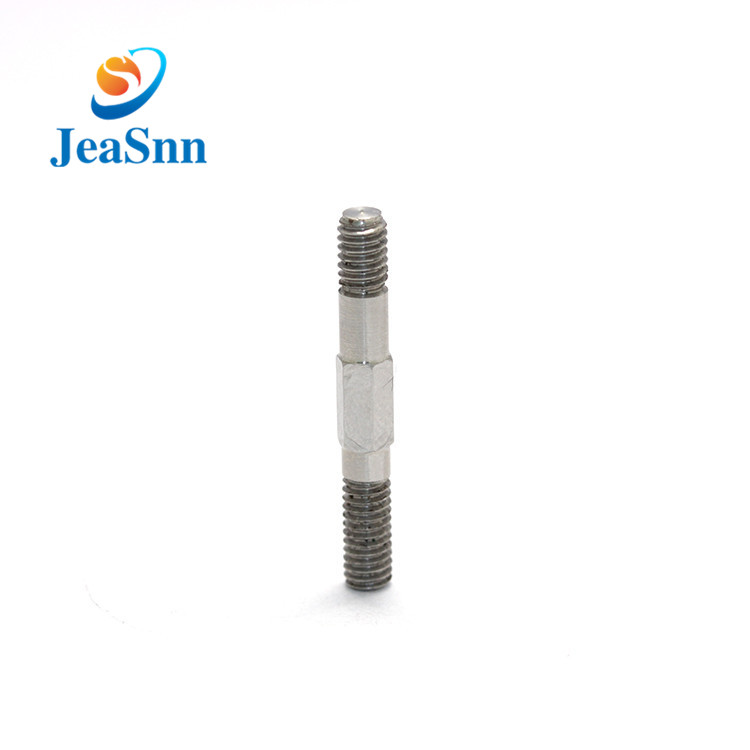 CNC Machine Stainless Steel Double-thumb Axis Shafts for sale