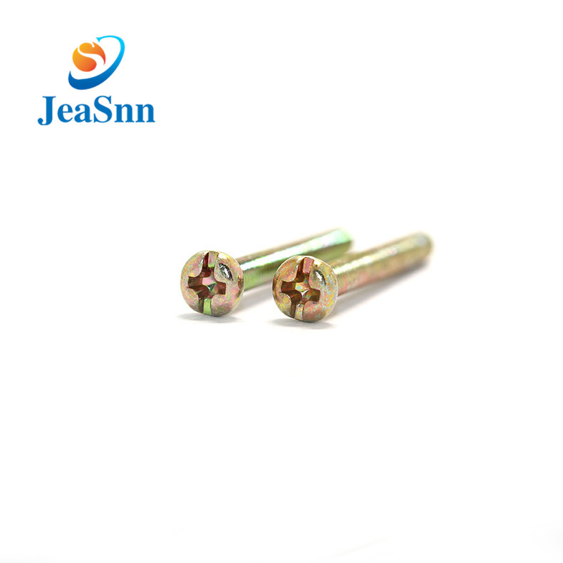 Custom Made Brass Energy Meter Screw for sale