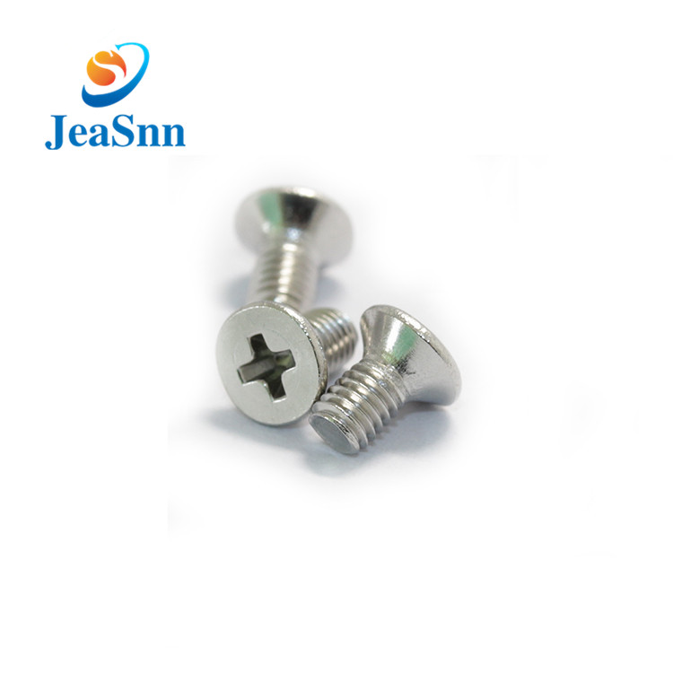 Stainless Steel Cross Head screws Phillips Head screws te keap