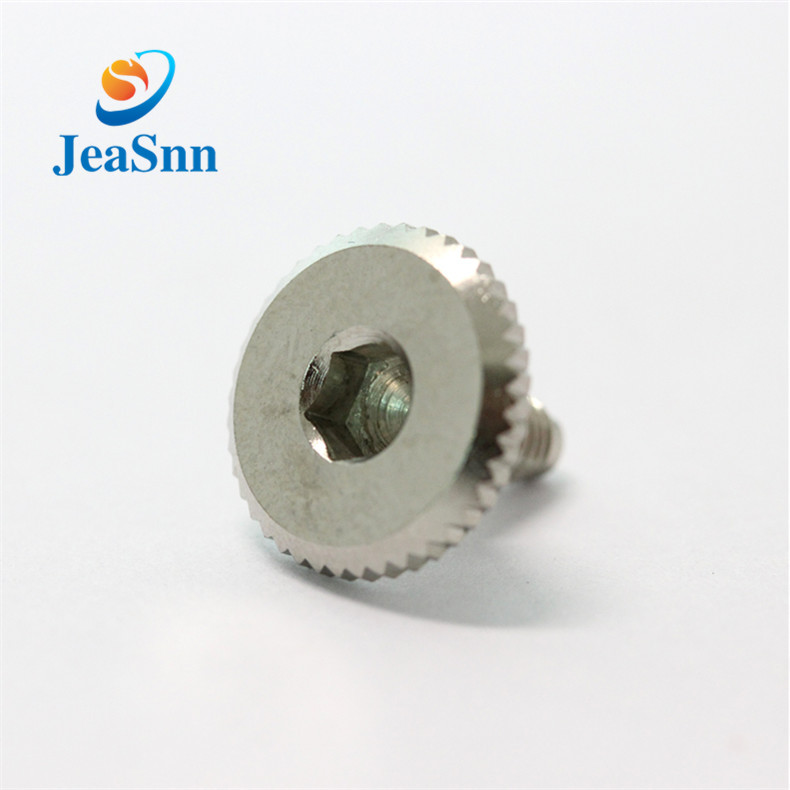 OEM Knurled Thumb Screw for Electrical Equipment Parts for sale