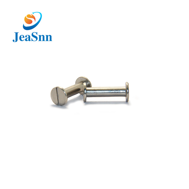 Good quality Male to Female Screws,Binding Book Screw for sale