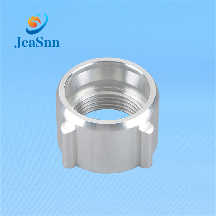 Aluminum Customized Cnc Lathe Precision Machining Parts for sale
