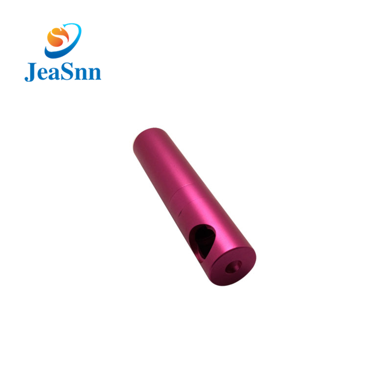 Colored Anodized Aluminum CNC Machining Turning Parts for sale