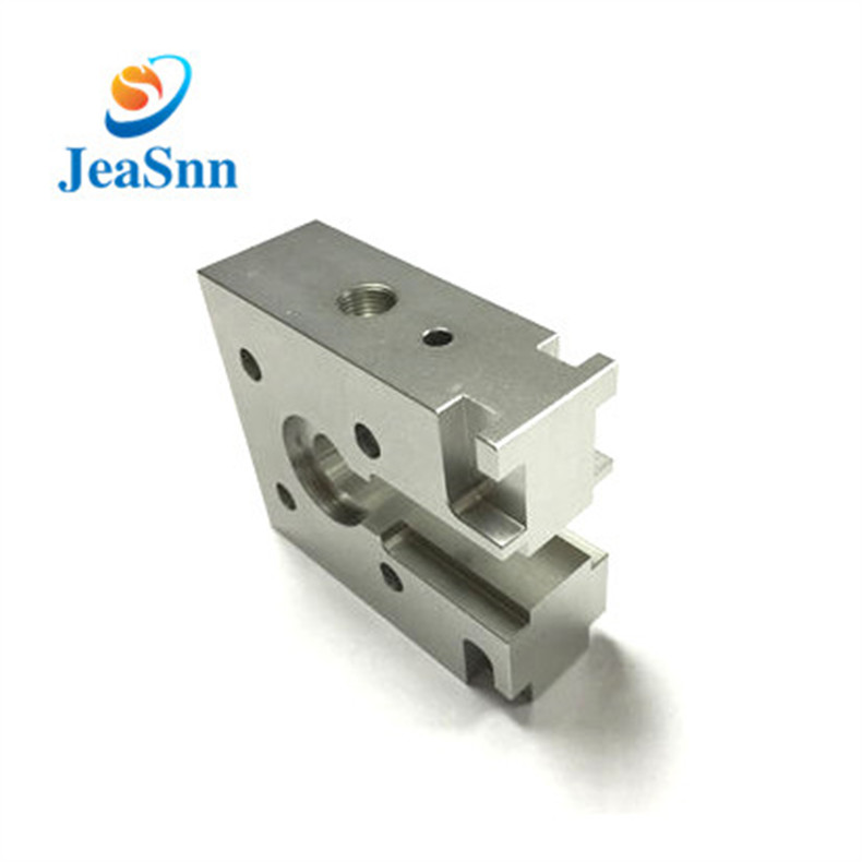High Precision CNC Aluminum Spare Parts 3D Printer Parts for sale