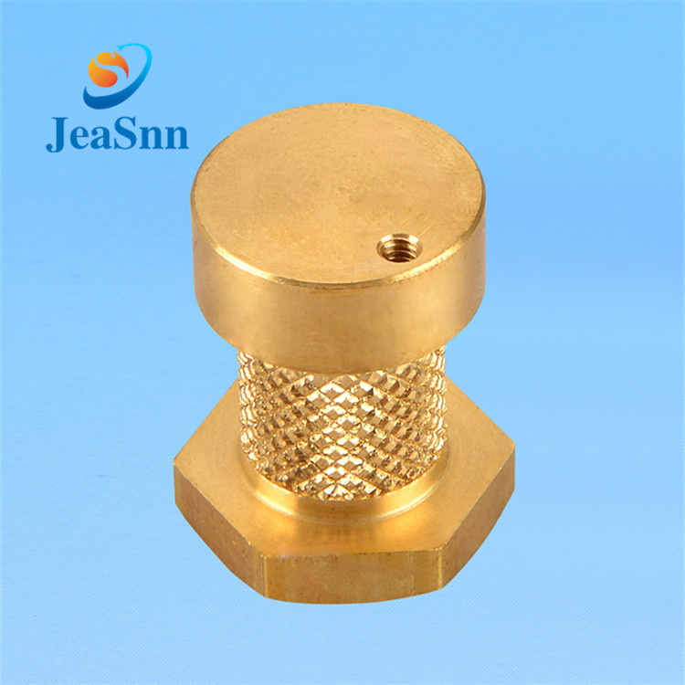 China Custom CNC Parts Precision Brass Parts for sale