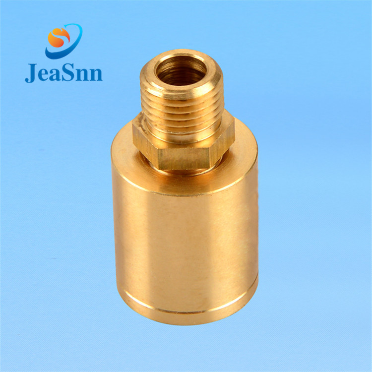 Customized CNC Processing Machined Brass Parts for sale