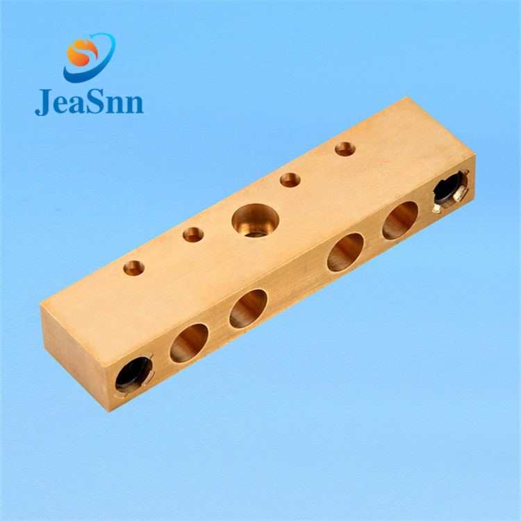 Brass CNC Turned Parts CNC Machines for Auto Parts for sale