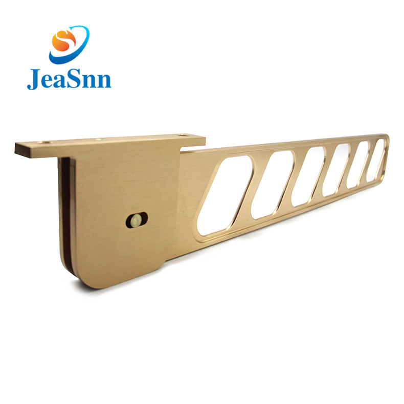 Horizontal Type  wall mount cloth hanger brass hanger for clothes for sale