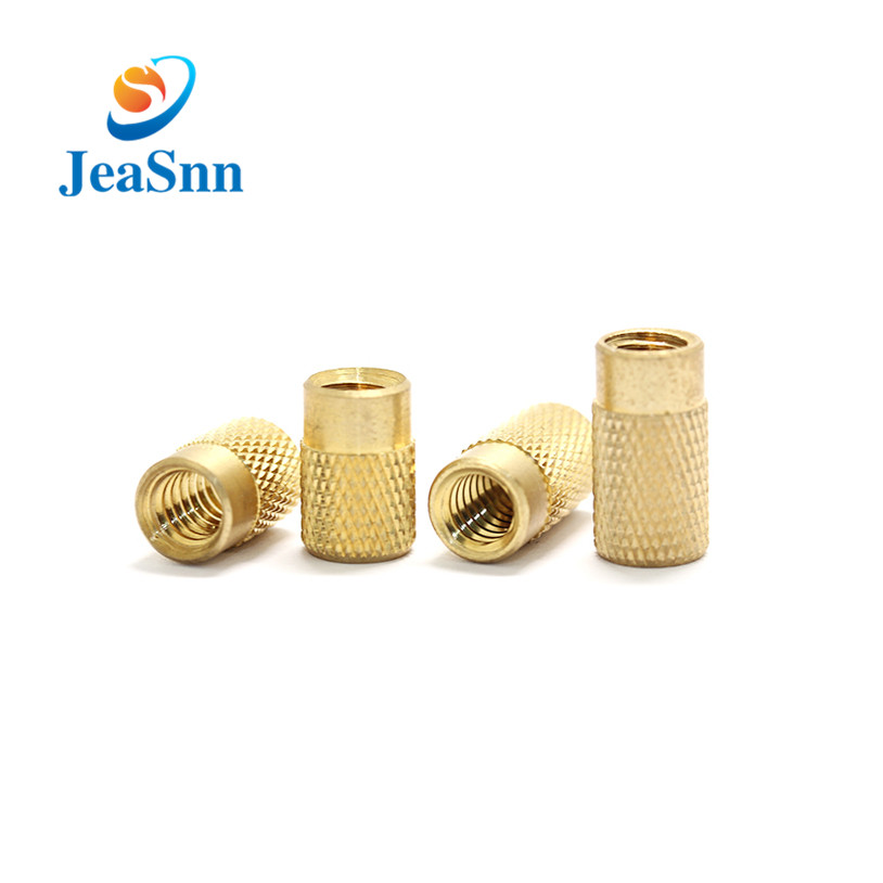 China Custom Knurled Special M2.5 Brass Nut for sale