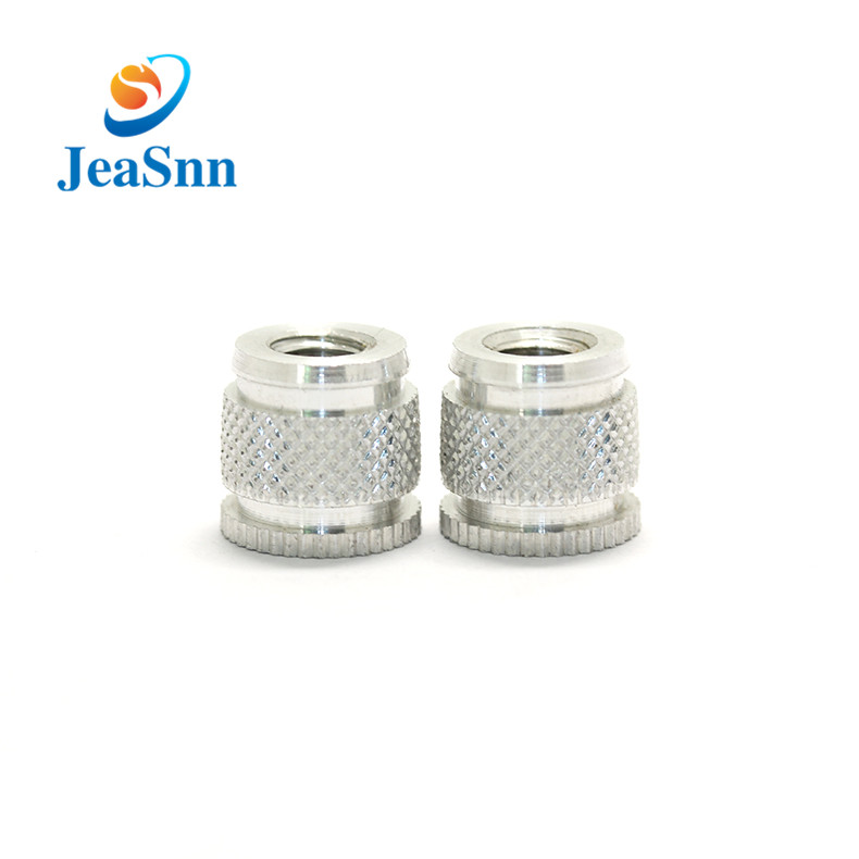 Dongguan Hardware Factory Thumb Knurled Special Aluminum Nut for sale