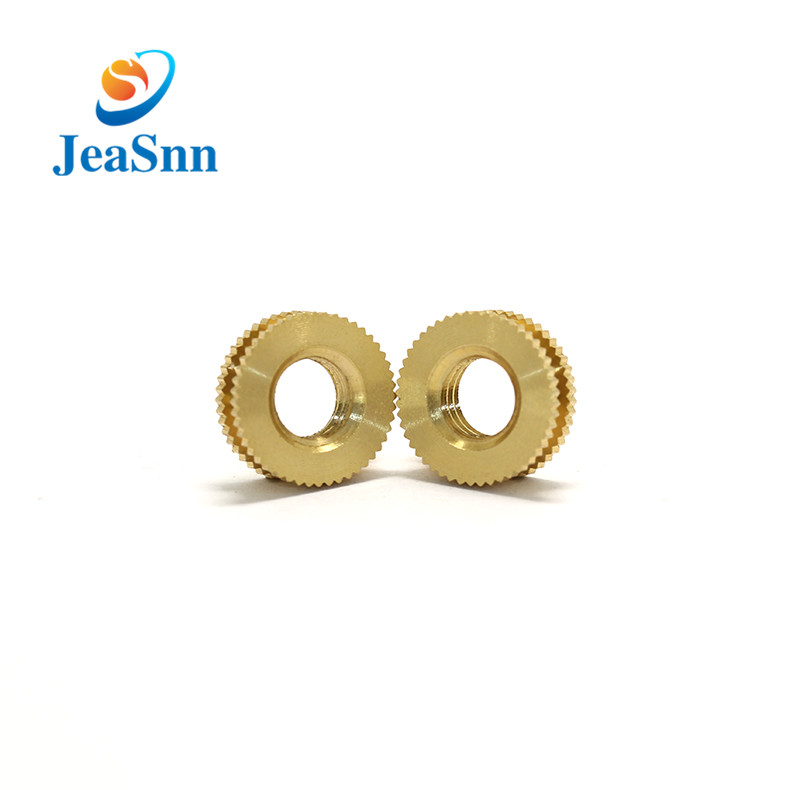 Wholesale Chinese Furniture Knurl M4 Insert Nuts for sale
