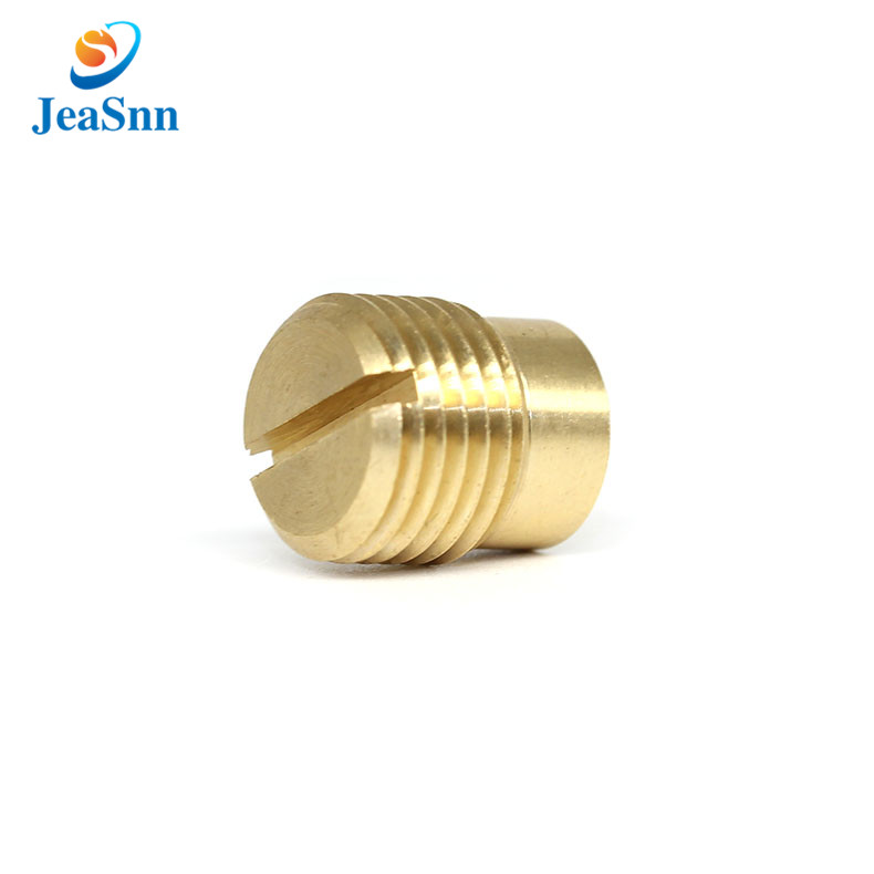 Copper Electric Meter Screws Energy Small Brass Screws for sale
